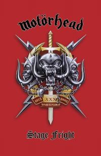 Cover Motörhead - Stage Fright [DVD]